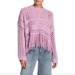 NWT Free People | Higher Love Pullover Sweater